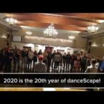 At danceScape, every Dance tells a Story - 2020 is the 20th year of our Ballroom & Latin Club/Studio
