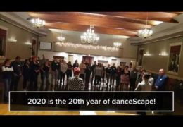 At danceScape, every Dance tells a Story – 2020 is the 20th year of our Ballroom & Latin Club/Studio